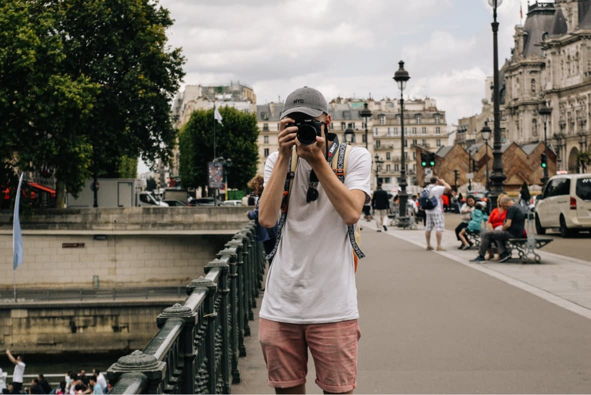 touriste-paris