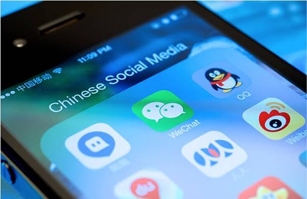 WeChat-chinois-réseau-social-mini-programme