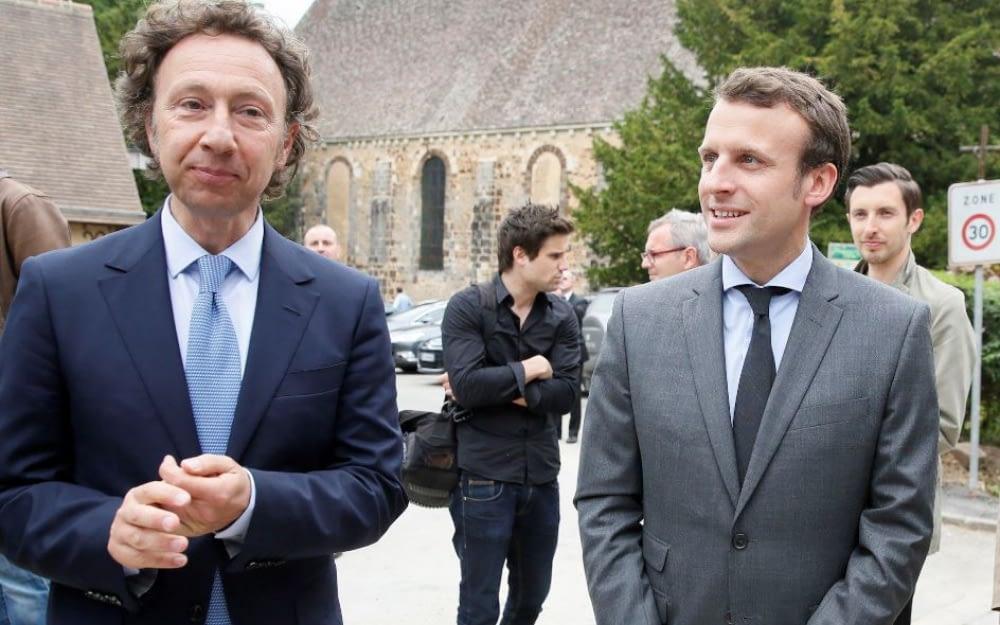 Macron patrimoine