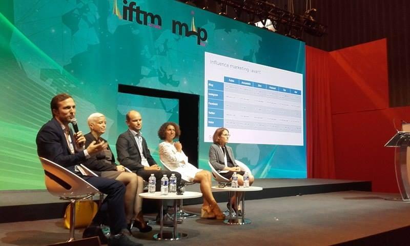 Conférence digital IFTM 2017
