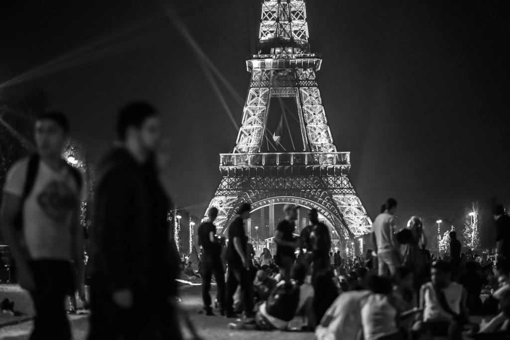 retour des touristes étrangers en France