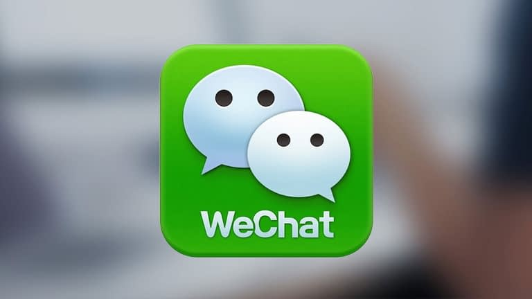 wechat paris