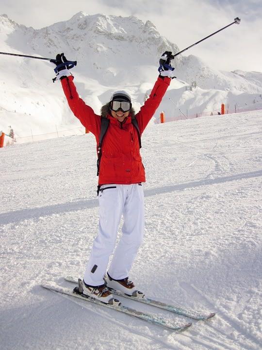 Les touristes chinois adoptent le ski