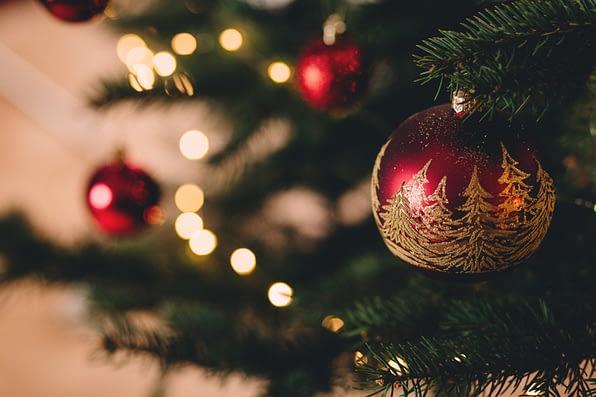 Sapin-Noel-Boule de Noel