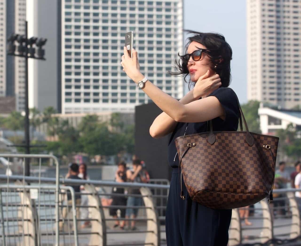 touristes chinois luxe
