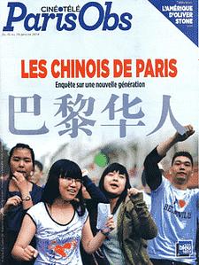Chinois à Paris