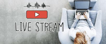 vidéo live
