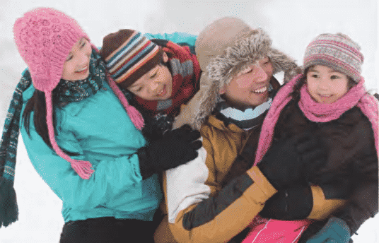Le ski, de plus en plus populaire auprès des touristes chinois - Crédit Atout France