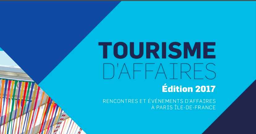 Rapport CCI Paris tourisme d'affaires